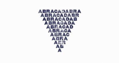"Are the Origins of ""Abracadabra"" Jewish? » Mosaic"