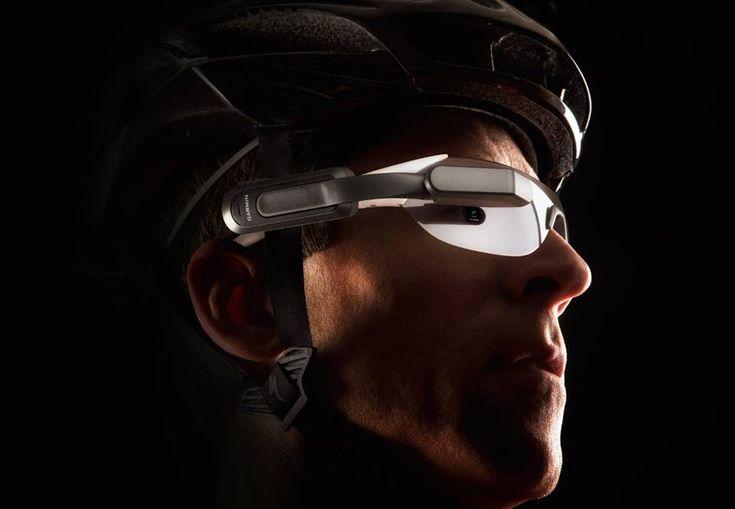 Garmin, la destacada compañía productora de dispositivos GPS, ha dado el salto hacia un sistema de pantalla proyectada Varia Vision; este es un accesorio que se conecta hacia unas gafas y que es compatible con computadores GPS para mostrar datos en tiempo real en una línea de visión del ciclista. Un nuevo producto que busca