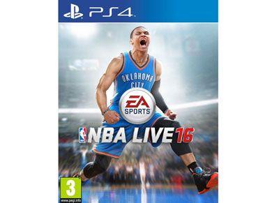 NBA Live 16 - PS4 Game - http://tech.bybrand.gr/nba-live-16-ps4-game/