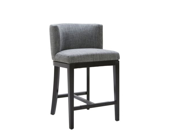 Best Of Gray Leather Bar Stools