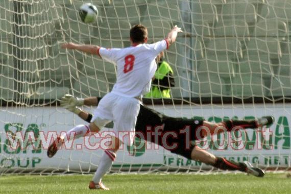 Foggia-Carpi 1-2
