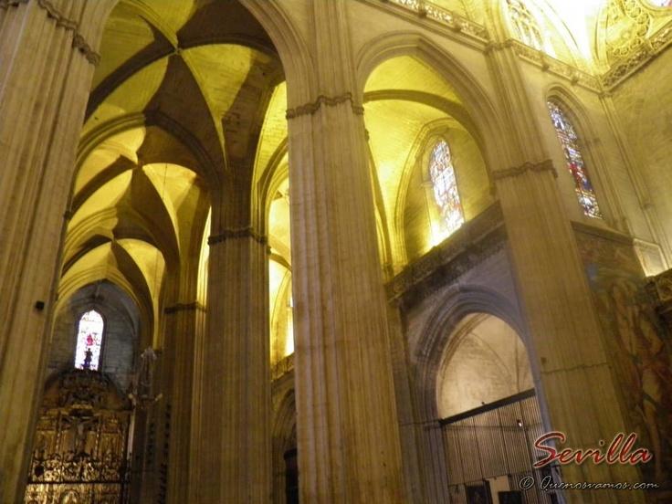 Catedral de Sevilla    http://www.quenosvamos.com/sevilla