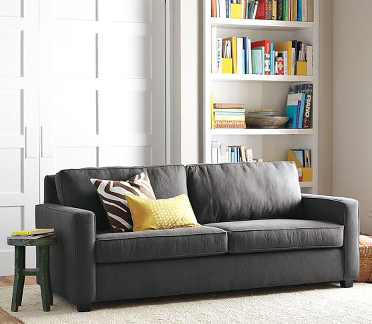 West Elm Henry Sofa 76 Quot Dove Grey Performance Velvet