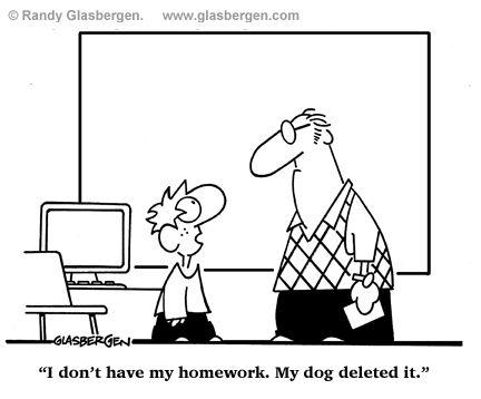 gilbert colvin homework