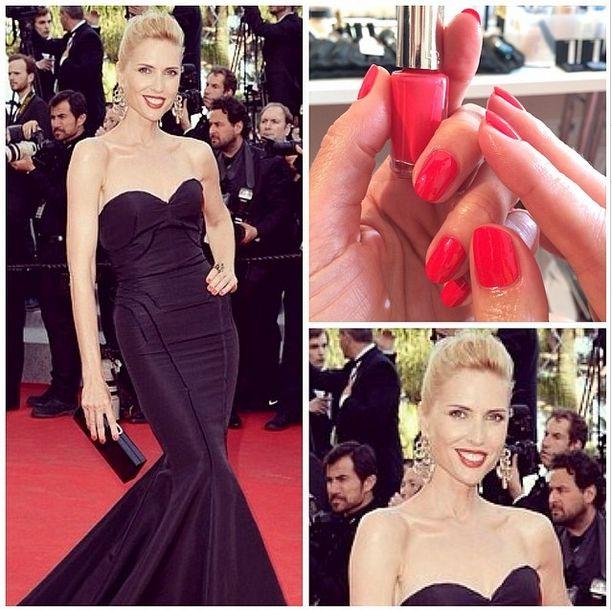 Celebrity Nail Salon: 295 Best Celebrity Nails Images On Pinterest
