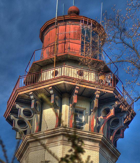 Staten Island Range Lighthouse.