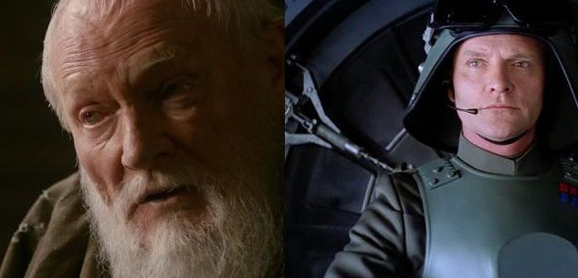 Julian Glover as the wizard-looking Grand Maester Pycelle. Did you know that he also played General Maximilian Veers in The Empire Strikes Back? He is the Imperial general who had a smug look of satisfaction on his face after attacking the rebel base on Hoth.