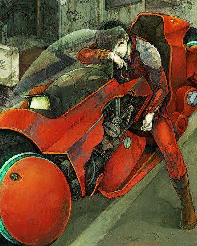 Motherfuckin' #Akira. Best animated feature to date.