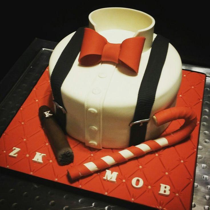 Kappa Alpha Psi Cake
