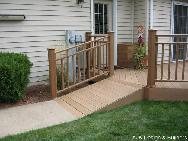 Easy access to our homes and other homes is a privilege not everyone has. The easy way to make sure your home is easily accessibly by everyone is by installing or building a wheelchair ramp.
