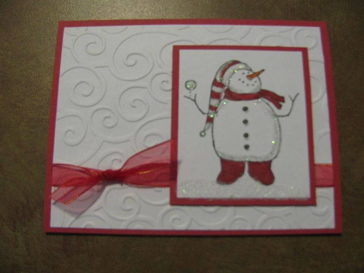Card Ideas From Stampin Up | ... christmas cards , stampin up , stampin up handmade christmas cards