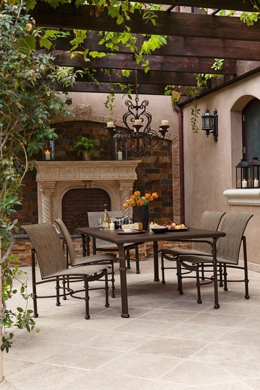 58 best hospitality images on pinterest brown jordan backyard
