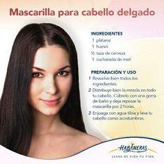Tener uncabello grueso, sano y brillante es el deseo de cualquier mujer (y algunos hombres), pero la contaminación , el estrés (físico o emocional), los malos productos para el cuidado del cabello (o no cuidarlo) ylos problemas de salud hacen que nuestro cabello se vuelvadelgado y sin vida. Los salones de peluqueríay productos de belleza …