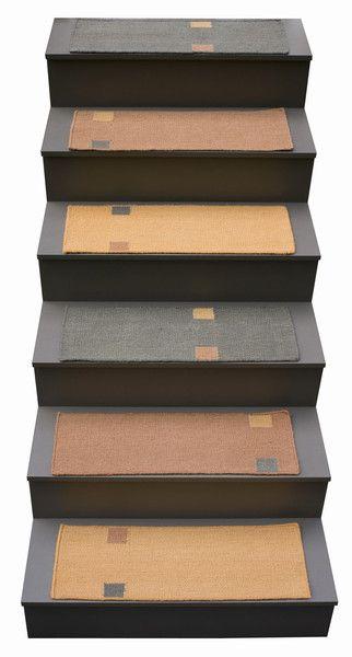 ALTO modular stair rugs