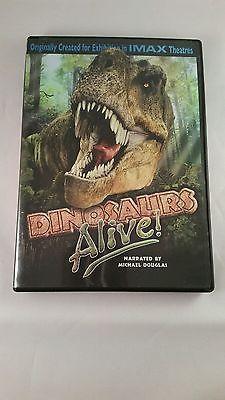Dinosaurs Alive! (DVD, 2009) Widescreen