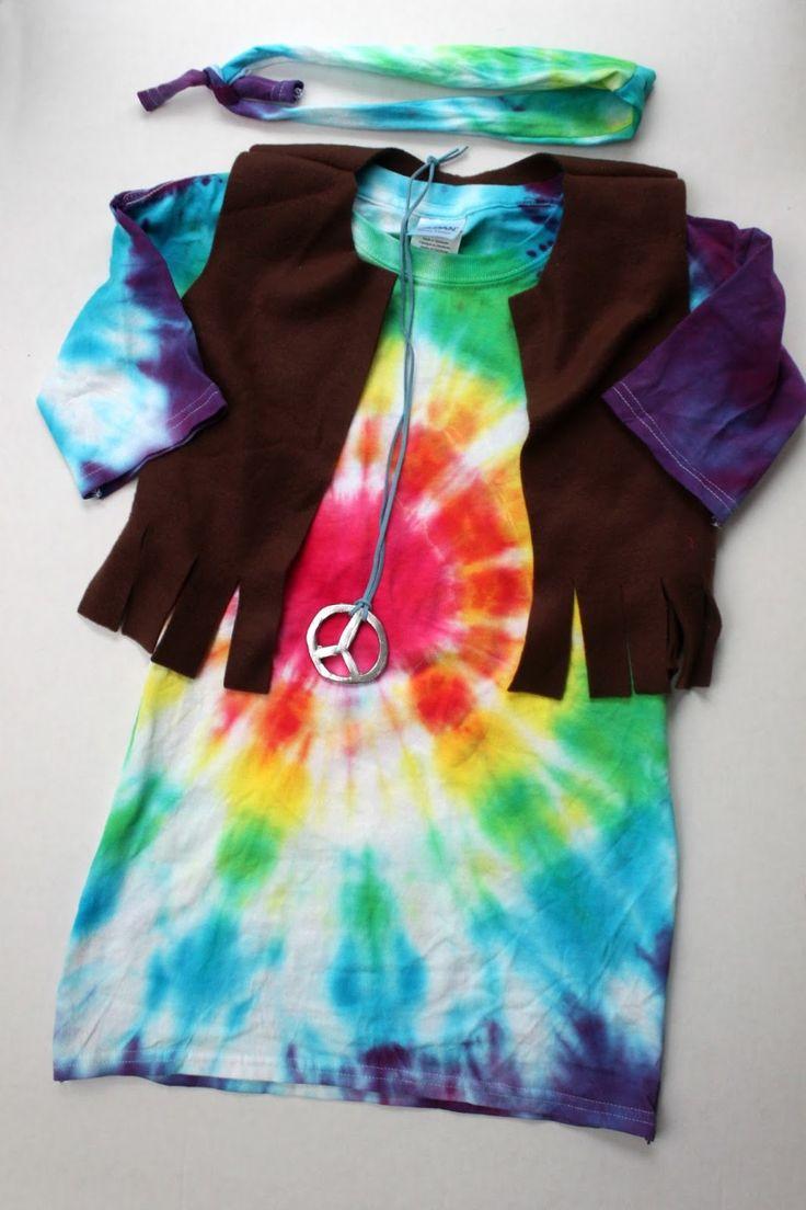 eat.sleep.MAKE.: Kid's Hippie Costume Tutorial