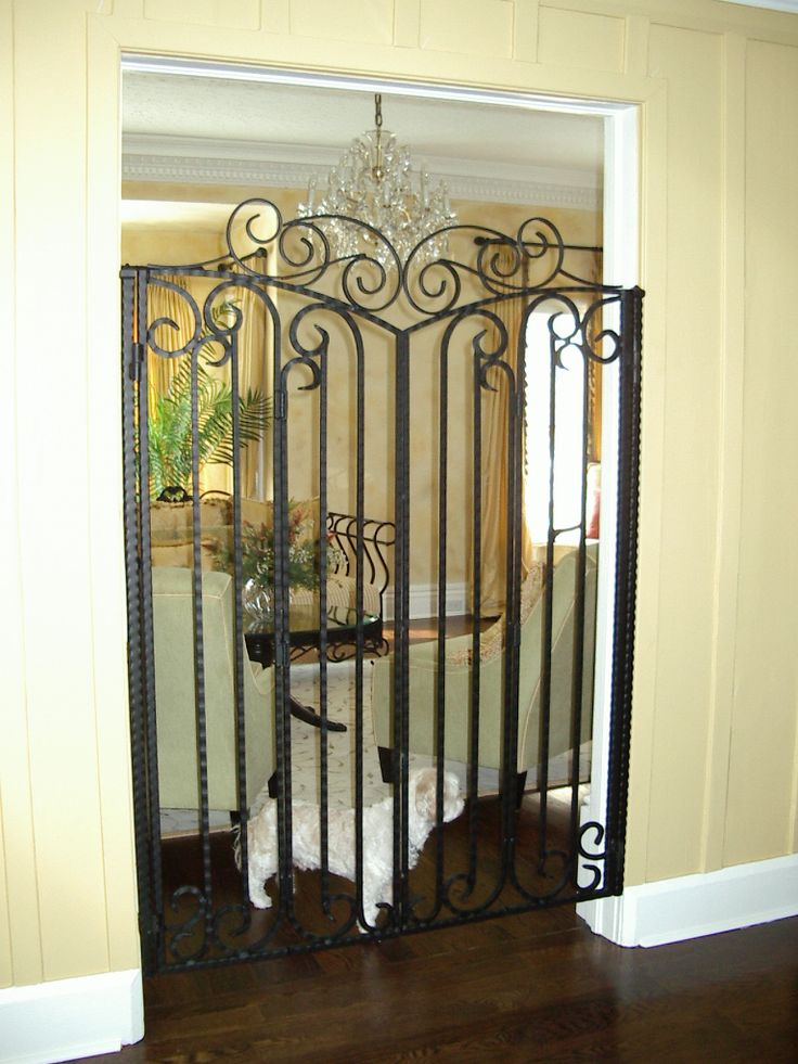 Iron Doors | Custom Wrought Iron Design And Fabrication