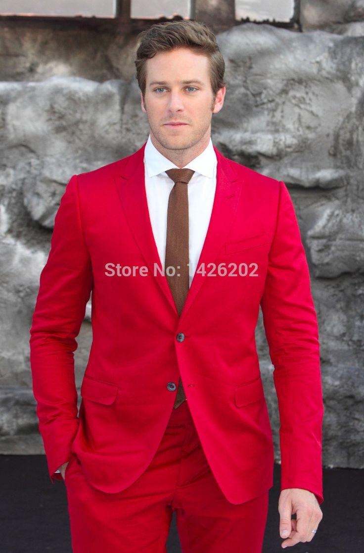 Image result for red tuxedo