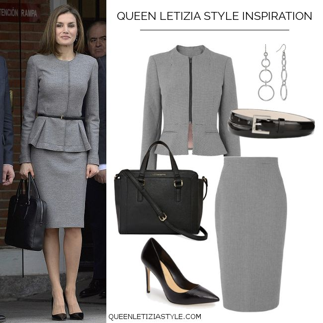 Click to shop Queen Letizia's style for less