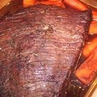 Slow Cooked Beef Topside @ allrecipes.com.au