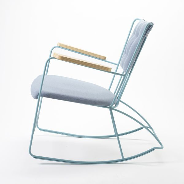 ... about Rocking Chairs on Pinterest  Vinyls, Ron arad and Eames rocker