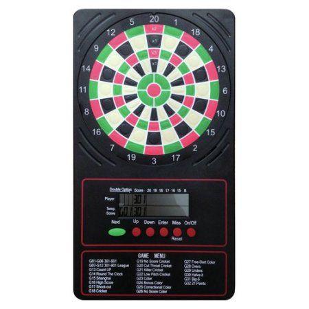 DMI Sports Electronic Single Display Touch Pad Dart Scorer
