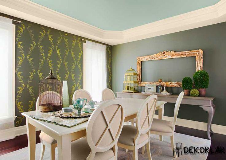 Yemek Odası Dekorasyon Fikirleri | Dekorlar.com