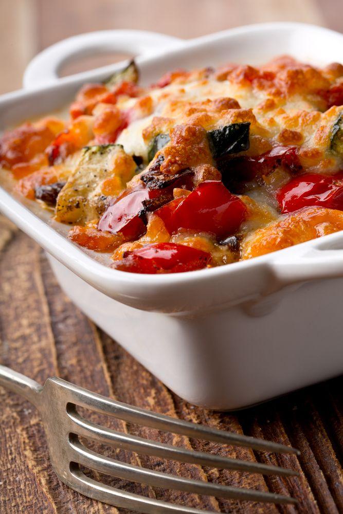 Deliciosa receta de lasagna vegetariana con champiñones y calabacitas. Una deliciosa alternativa a una lasaña tradicional con carne.