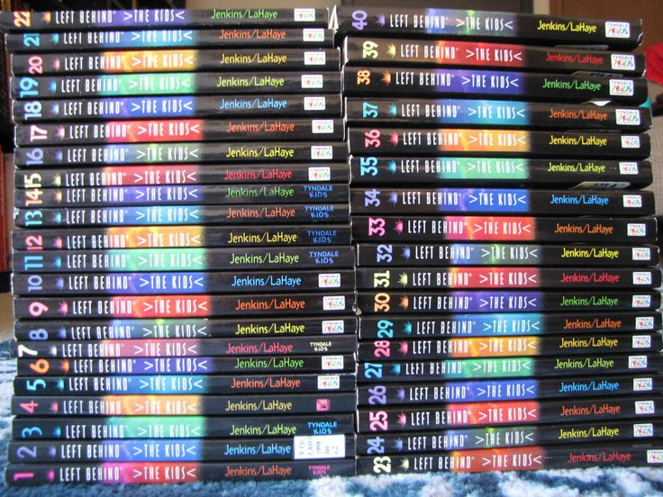 12 Book Lot: Left Behind Series by Tim LaHaye. Hardcover with Dustjackets