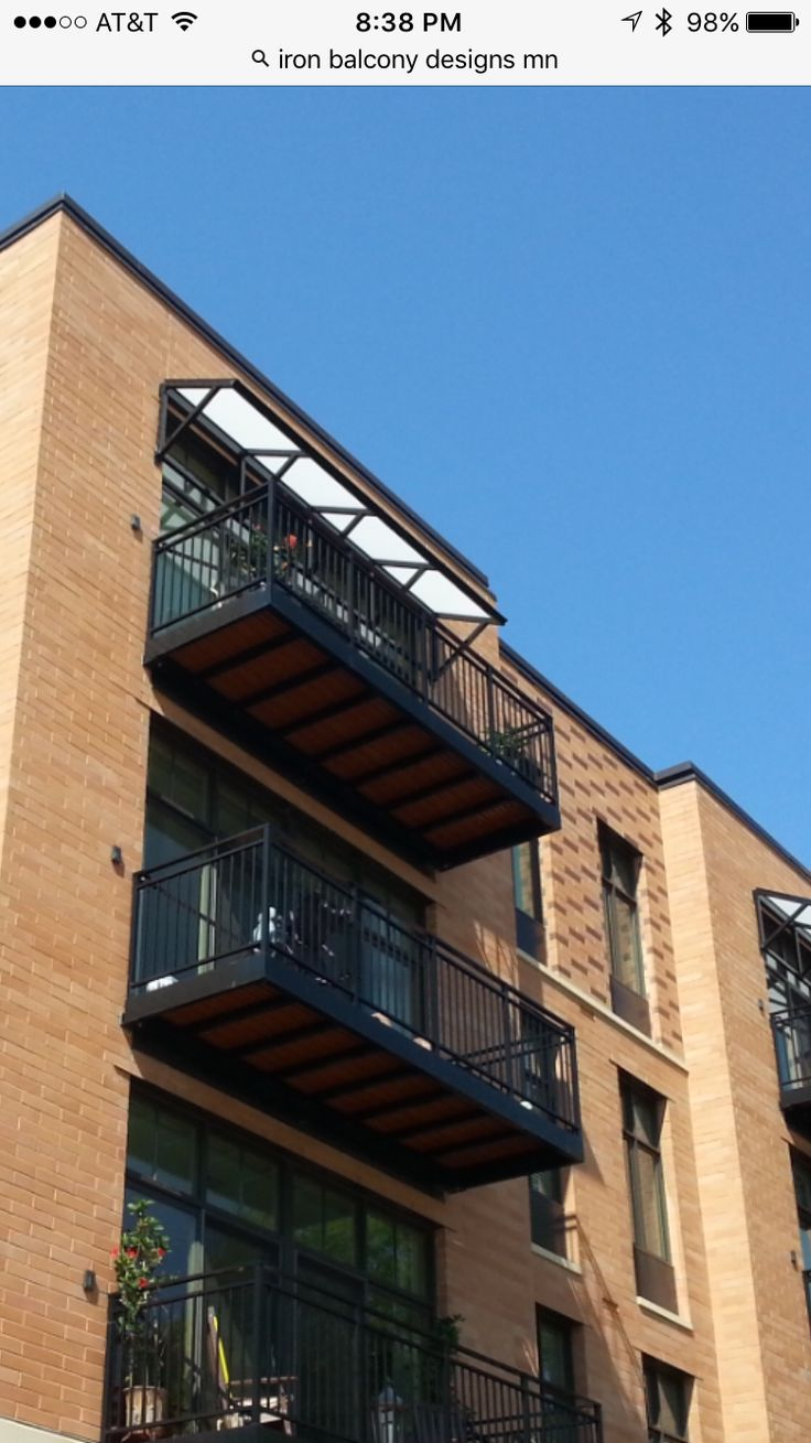 Balcony design ideas in apartment grenoble france home design and - Houston