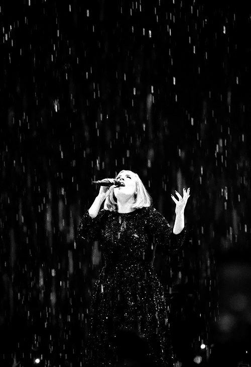 Adele performs on stage at The SSE Arena Belfast on March 1, 2016                                                                                                                                                     More