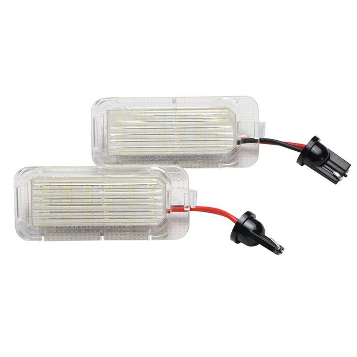 $11.69 (Buy here: https://alitems.com/g/1e8d114494ebda23ff8b16525dc3e8/?i=5&ulp=https%3A%2F%2Fwww.aliexpress.com%2Fitem%2F2-x-Rear-Registration-Number-Plate-Bulb-LED-License-Plate-Light-for-FORD-Focus-5D-Fiesta%2F32758690012.html ) 2 x Rear Registration Number Plate Bulb LED License Plate Light for FORD Focus 5D Fiesta Mondeo C-Max S-Max Kuga Galaxy No Error for just $11.69