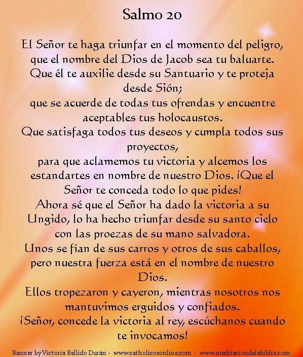Salmos Del Matrimonio Catolico : Salmo spanish ideas for the house
