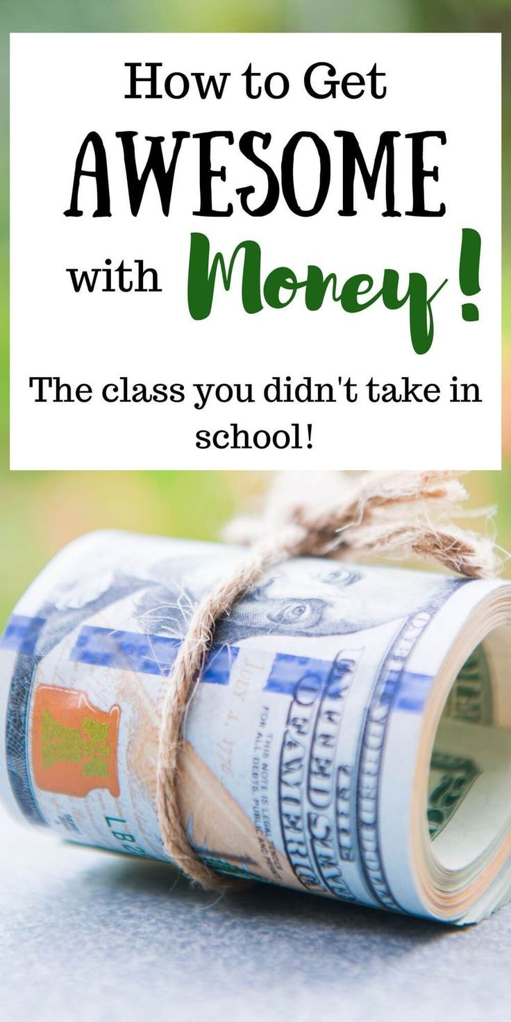 Want to get better with your money? How about awesome? Wish they taught you personal finance in school? Budgeting? Investing? Well this course does! Check it out! (Affiliate)