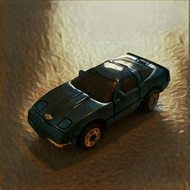 #micromachines #retrotoys #90stoys #cars #chevrolet #corvette #c4 #bluecorvette #prisma #prismaart    #Regram via @richardbercich