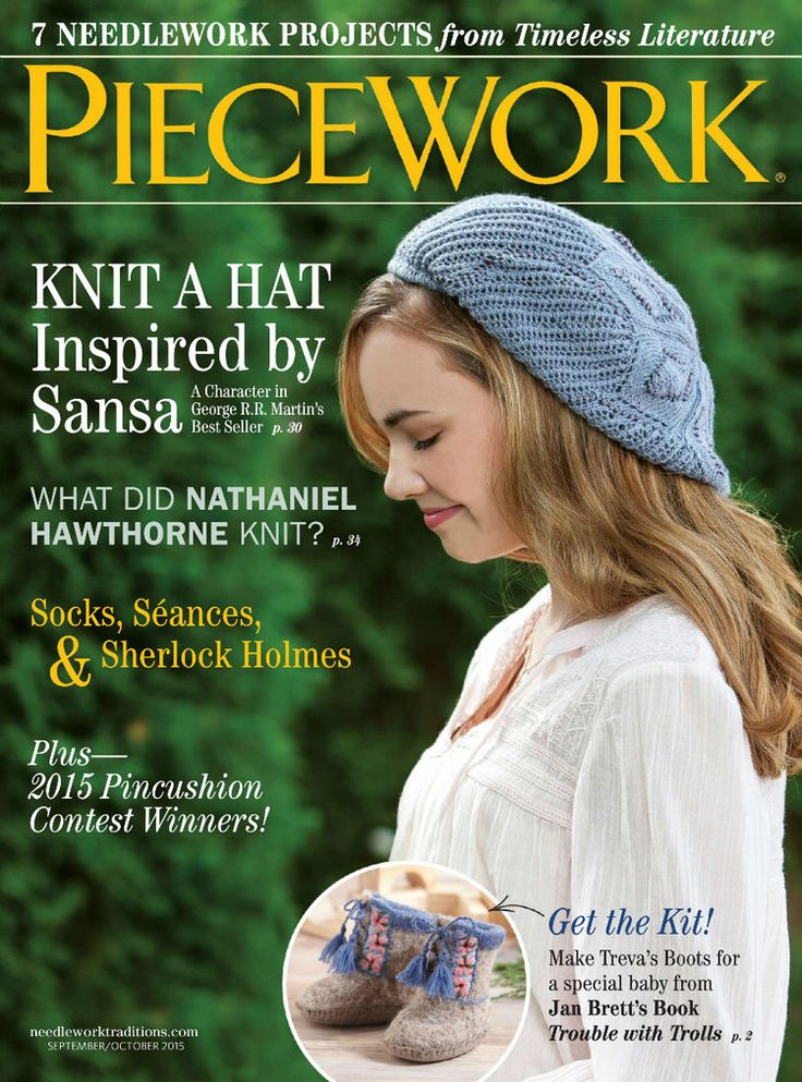 PieceWork  September-October 2015
