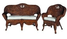 wicker furniture cushionsThis finely woven wicker product consists of Polyethylene based Resin that has been laboratory tested to resist fading .Resiliency damage due to Ultraviolet (UV) exposure.http://www.wickerlane.com/wicker-furniture-cushions-2.html