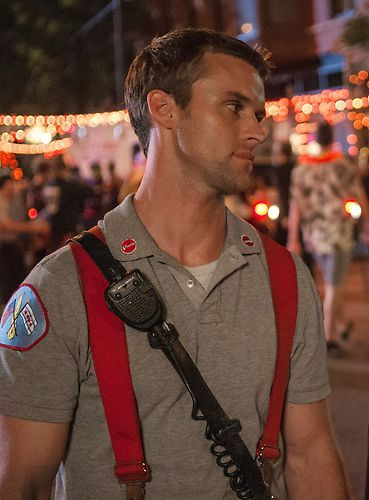 Matthew Casey / #ChicagoFire / NBC / Jesse Spencer