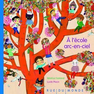 * Liste de livres pour les enfants 2/3 ans, qui traitent de l'émotion - sur Merci qui ? MERCI MONTESSORI !