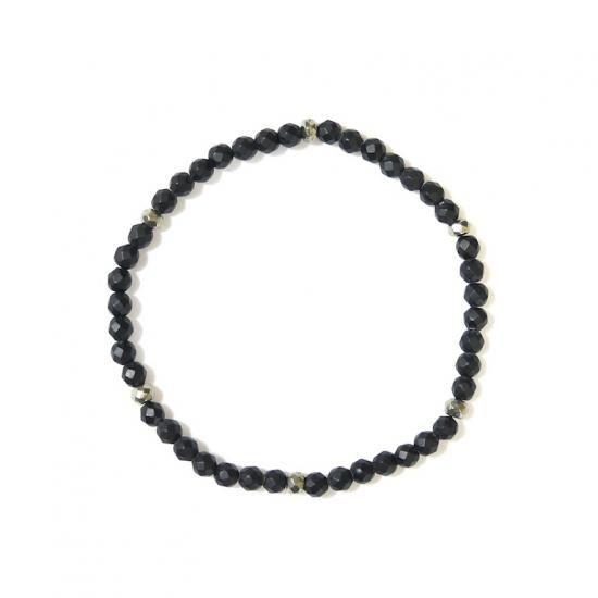 Men's Onyx Bracelet 2 - STORE ichijiku -ichijiku & marble by ichijiku 公式オンラインショップ-