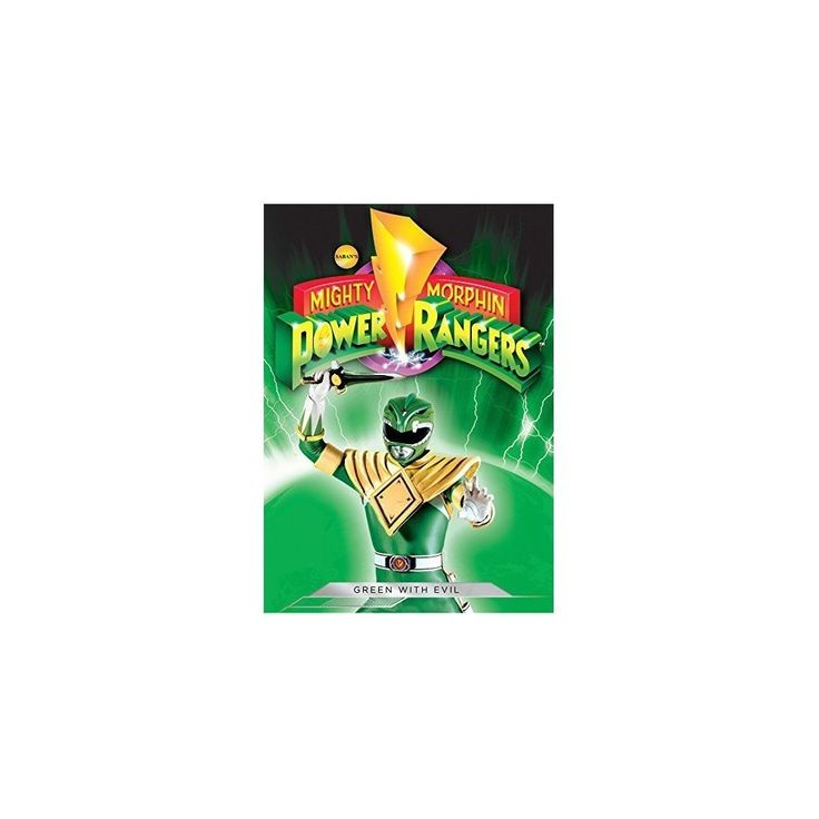 Mighty Morphin Power Ranges: Green With Evil (Dvd)