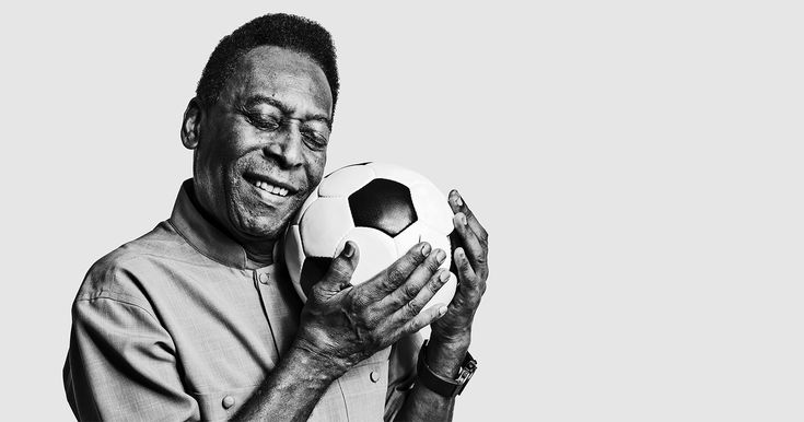 Edson Arantes do Nascimento is known as PELE - king of foolball