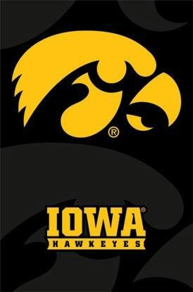 IOWA HAWKEYESIowa Mascot Logo (2016)  Great Ideas! More Pins Like This At FOSTERGINGER @ Pinterest