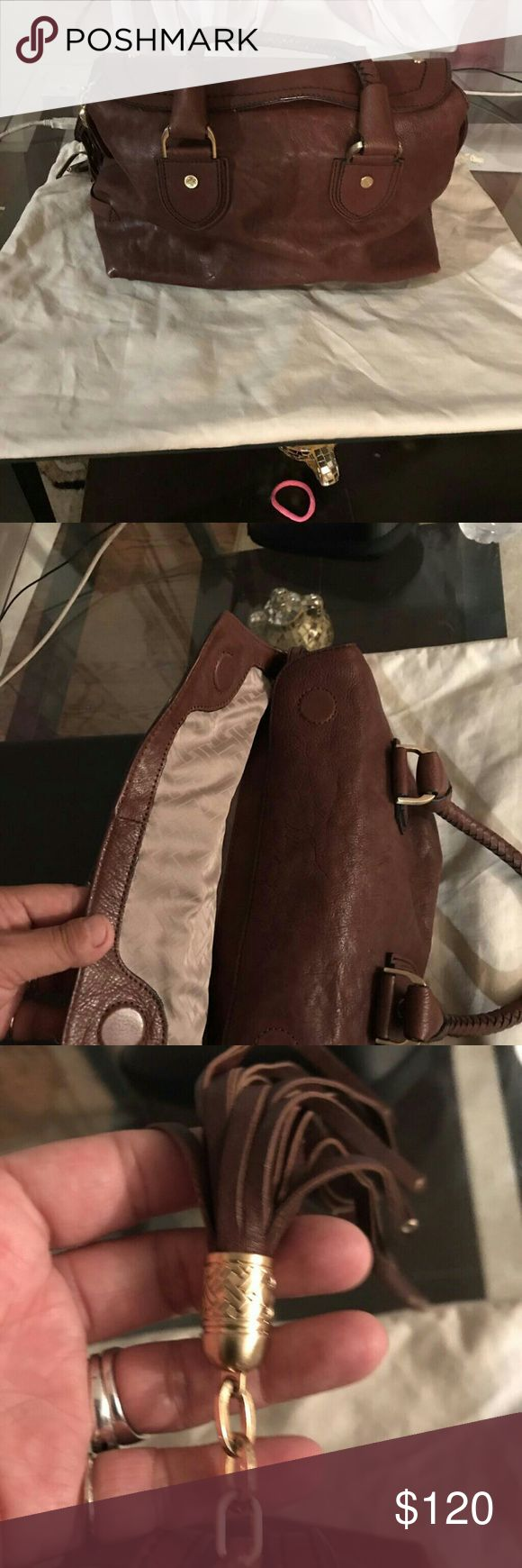 💯Authentic Cole Haan Leather Purse Great condition. One day used. Little small to me that's why iI am sale now.  Next day shipping📫 Cole Haan Bags Clutches & Wristlets