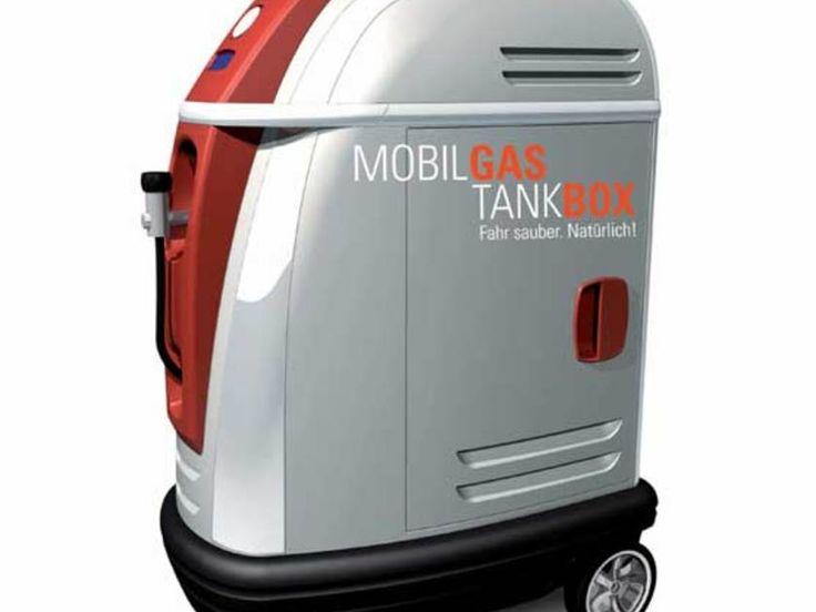 Mobilgas tankbox