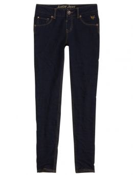 Justice Clothes for Girls Outlet | Knit Denim Jeggings | Girls Pants & Cords Clothes | Shop Justice