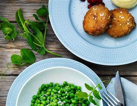 Klassisk svensk husmanskost när den är som allra bäst. Recept av Tina Nordström i samarbete med Findus.