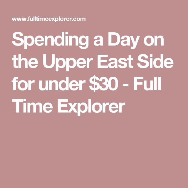 Best 25 Upper East Side Ideas Only On Pinterest Nyc At