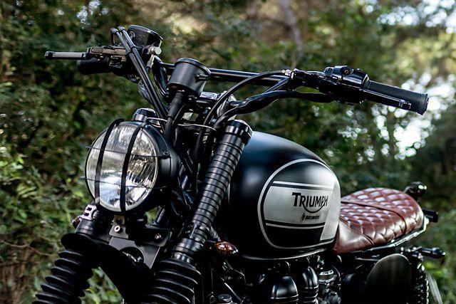 '07 Triumph Bonneville - Macco Motors  |  Pipeburn.com