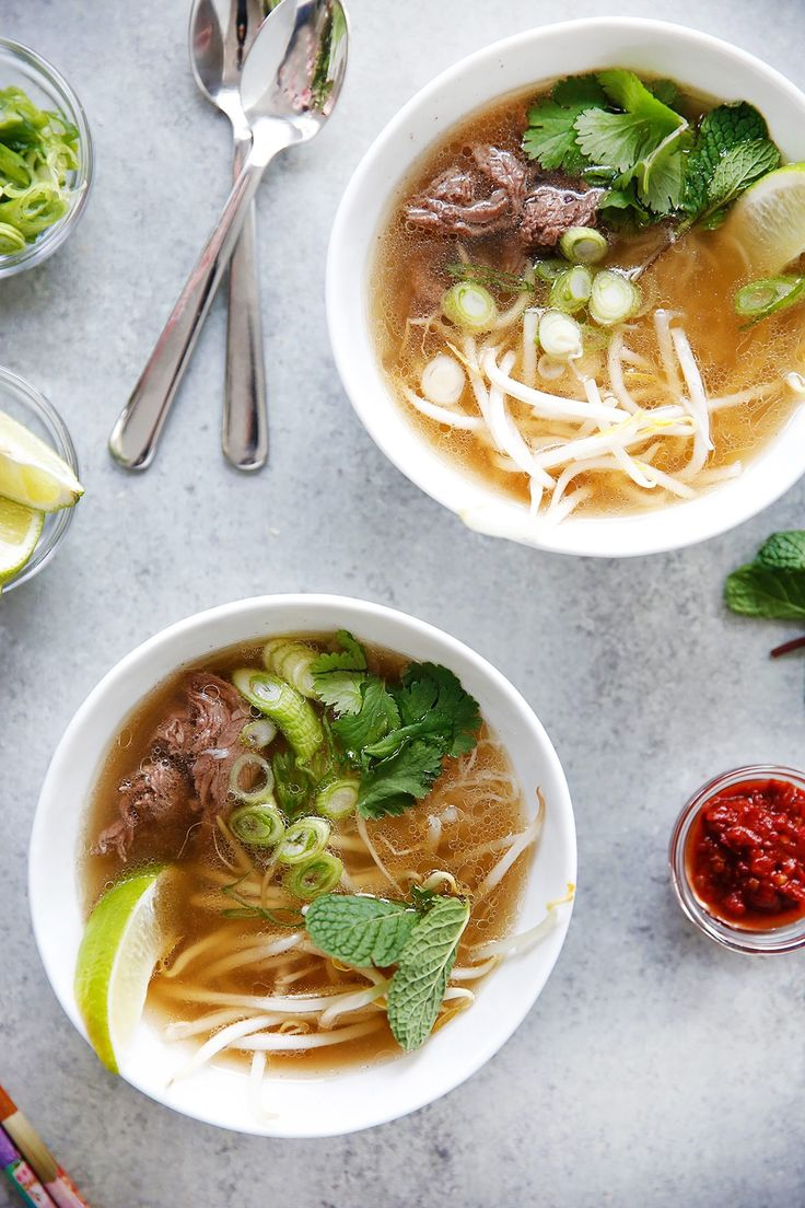 I have been wanting to make my own Beef Pho for a long time now and I must say, I am so …